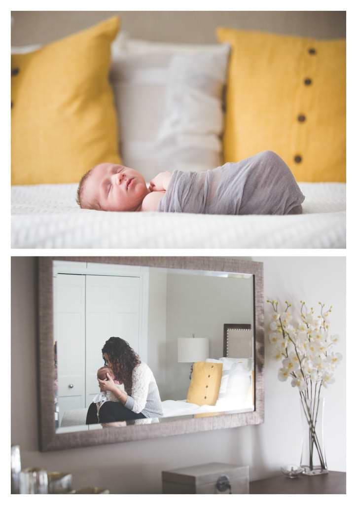 Pittsburgh Newborn Photographer Lifestyle